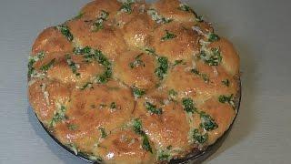 Пампушки с чесноком (очень вкусная выпечка)(, 2014-11-29T09:54:54.000Z)
