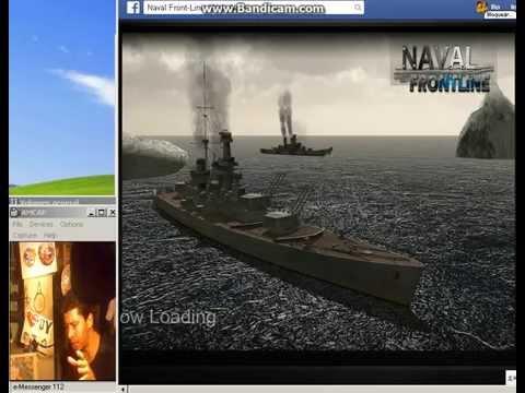 Naval Front-Line: Web Alpha facebook 1
