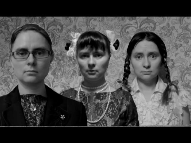 Изображение предпросмотра прочтения – АнастасияДронченко представляет буктрейлер кпроизведению «Три сестры» А.П.Чехова