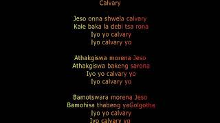 Iyo iyo calvary with lyric