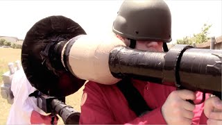 Repeat youtube video 80% Chance of Sniper (Live Action TF2)