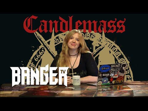 CANDLEMASS The Door to Doom Album Review | Overkill Reviews