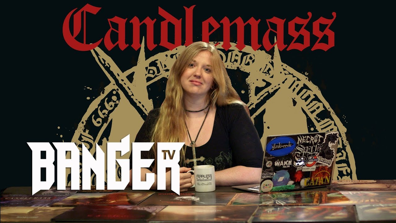 CANDLEMASS The Door to Doom Album Review | Overkill Reviews episode thumbnail