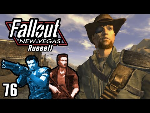 Fallout New Vegas - Ex-Ranger Russell