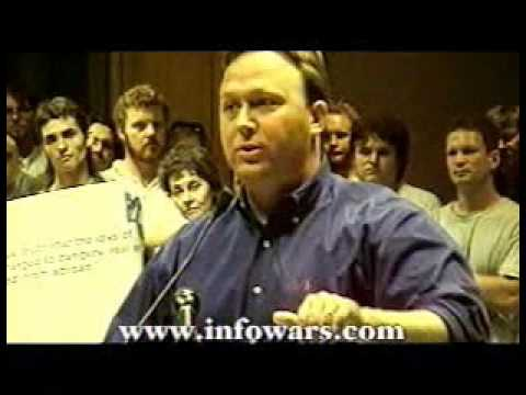 Alex Jones: Matrix of Evil (Full Documentary)