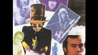 Elton John - Texan Love Song (1972) With Lyrics!