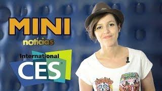 MINI Notícias - Semanal - Doctor Who, CES 2014, Nynphomaniac e mais.