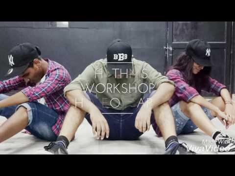 Baaki baate pine baad hiphop choreography