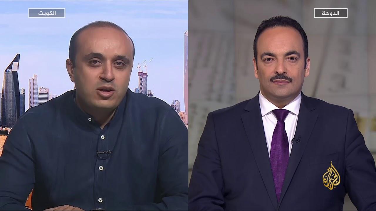 الجزيرة:مرآة الصحافة الثانية  15/8/2018