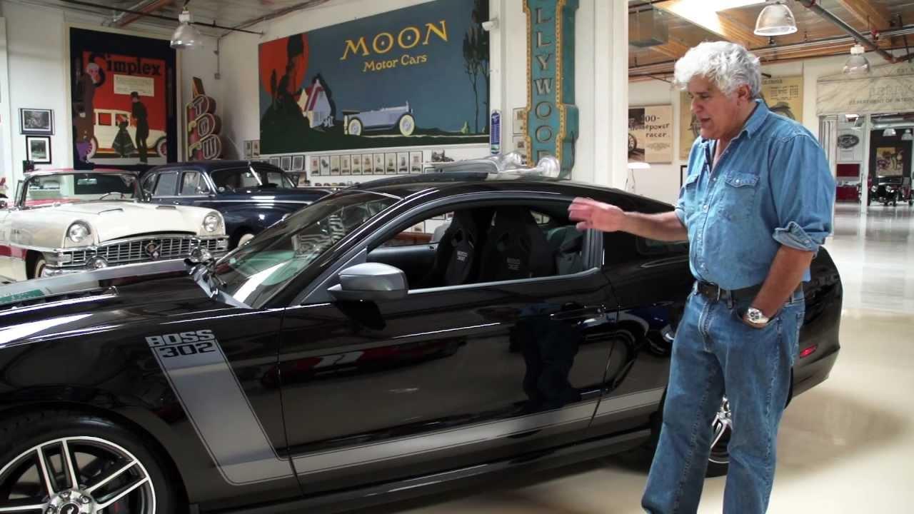 2013 mustang boss 302 jay lenos garage