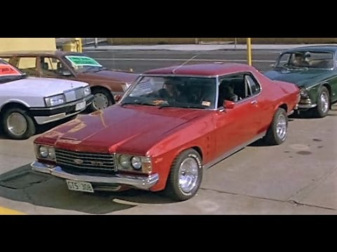 '74 Holden Monaro in The Big Steal