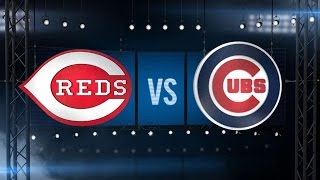 9/20/16: Lester's big night leads Cubs past Reds