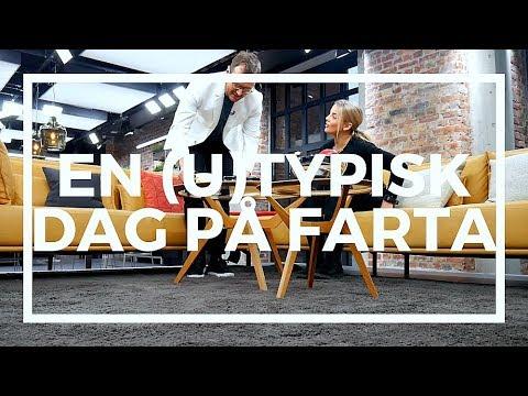 VLOGG #24 | BLI MED BACKSTAGE HOS GOD MORGEN NORGE | Podden i Bodø!