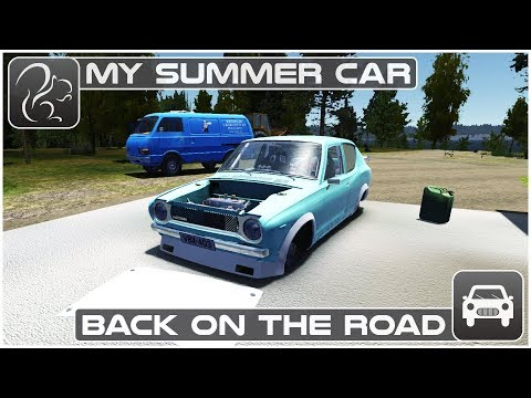 My Summer Car - Back on the Road