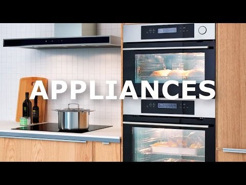 Get The Right IKEA Appliances For Your Kitchen — Video