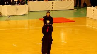 65th All Japan Kendo Championship 02   Round 1, Takahashi vs Yamana