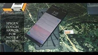 Spigen Tough Armor Black  Case for Samsung Galaxy Note 8
