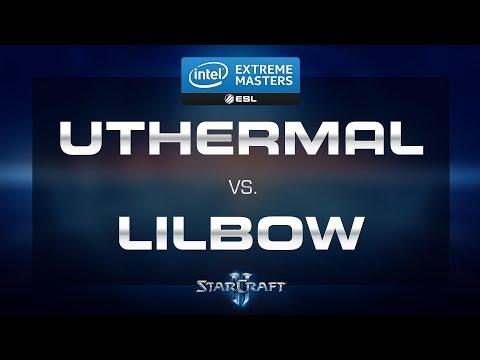 StarCraft 2 - Uthermal vs. Lilbow (TvP) - IEM 2015 Shenzhen - EU Qualifiers - Quarterfinal