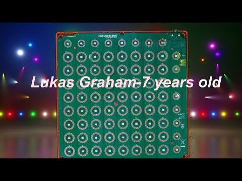 Lukas Graham-7 years old|Cover|Launchpad|+ Project files