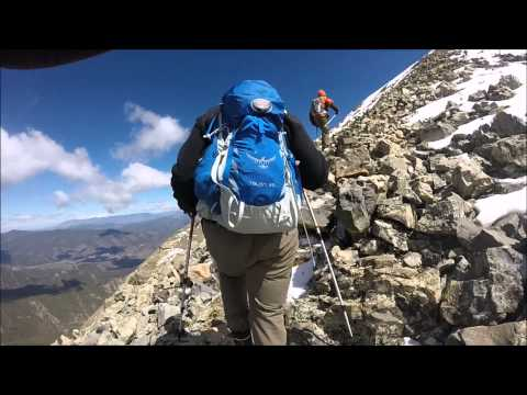 West Spanish Peak Climb