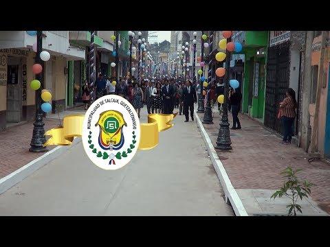 Municipalidad de Salcajá Inaugura 3 importantes obras