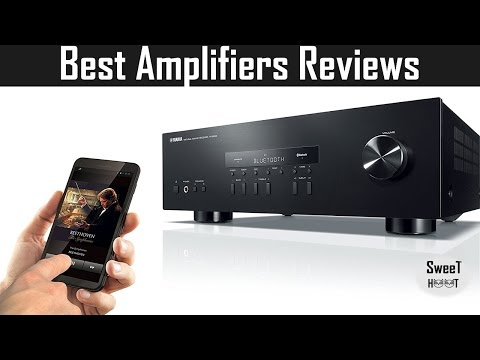 Best Amplifiers Reviews  -  Cheap Amplifiers