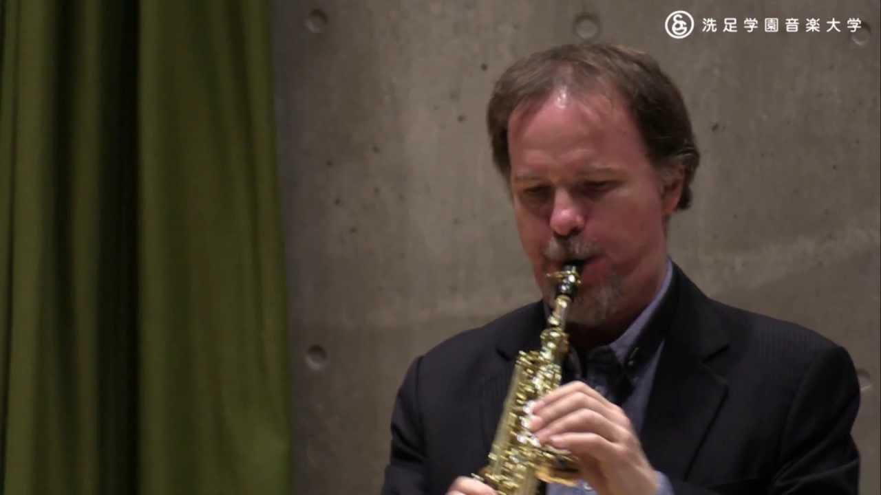 SMC 『Philippe GEISS Saxophone RECITAL』