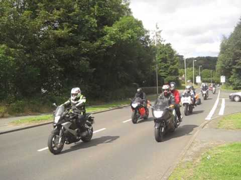 Steve Hizzy Hislop Memorial Run, 24th August 2014