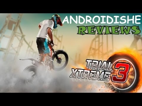 Trial Xtreme 3 обзор от ANDROIDISHEreviews.