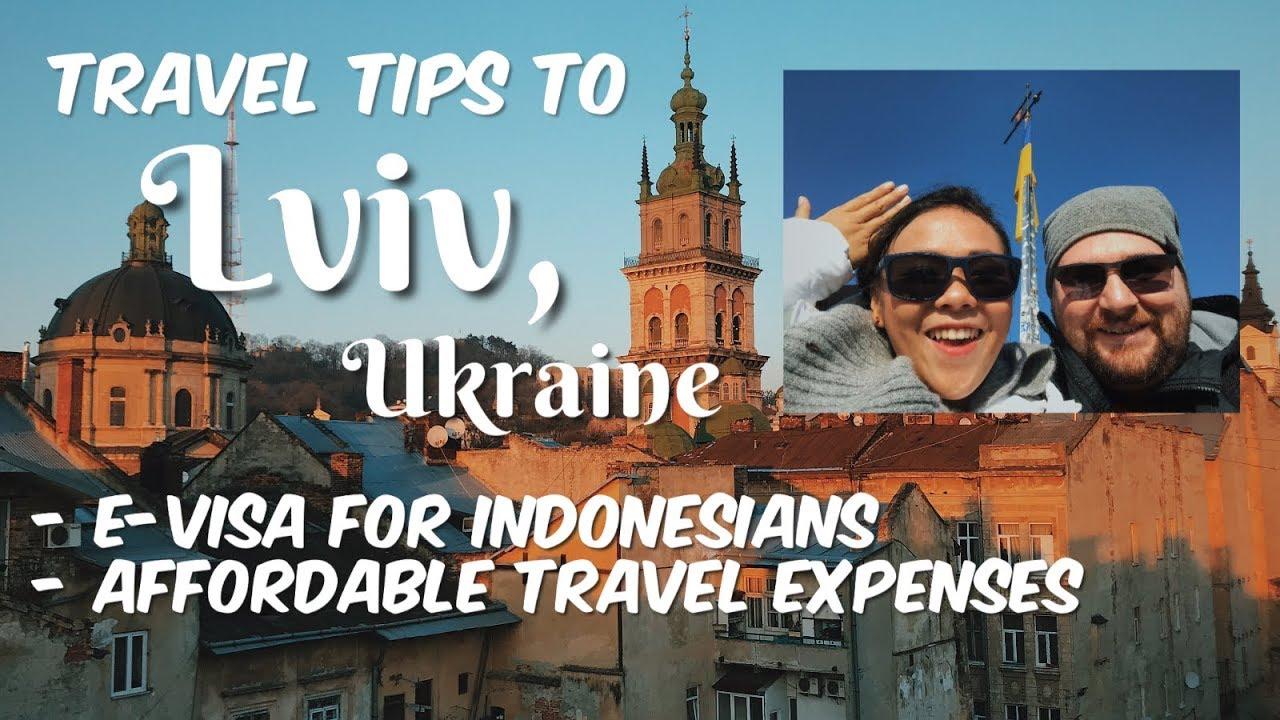 [EN SUBS] EUROPE TRIP MURAH / LVIV, UKRAINE | VLOG #1