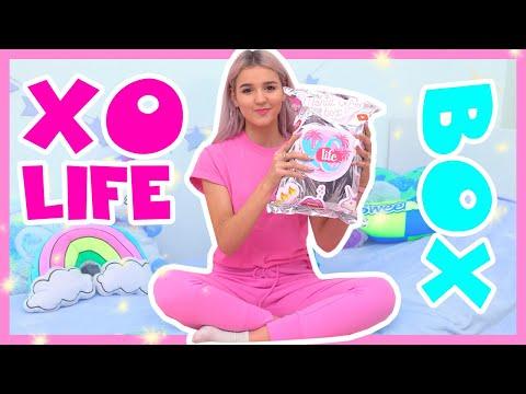 Мой день с XO LIFE BOX / Ева Миллер