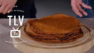 Recept: De Heerlijkste (Healthy) Eiwit Pannenkoeken!
