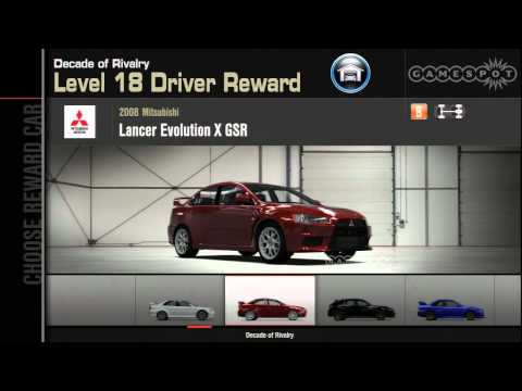 Forza Motorsport 4 Driver Rewards Guide thumbnail