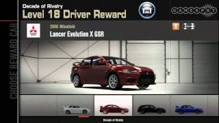 Forza Motorsport 4 Driver Rewards Guide