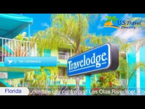 Travelodge Fort Lauderdale Beach - Fort Lauderdale Hotels, Florida