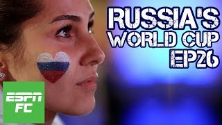 Episode 26: Relive Russia's unexpected Cinderella run at the 2018 World Cup | Project: Russia | ESPN