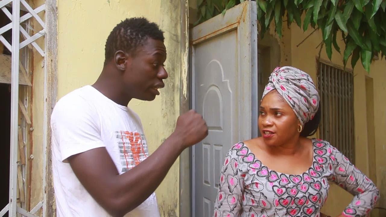 Download A Gidan Bariki Part 1 - Latest Hausa Films 2021