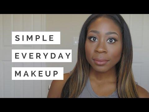 GRWM | Simple Everyday Glam | ITSMEKATRICE