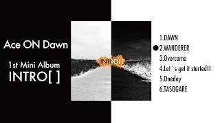 "Ace ON Dawn-1st Mini Album  ""INTRO[  ]"" trailer movie"