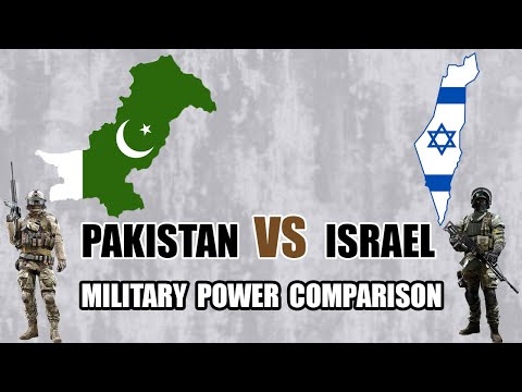 Pakistan Vs Israel - Military Power Comparison 2020