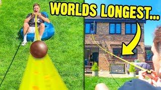 THE WORLD'S LONGEST MALTESERS RUN!! (Life Hack)