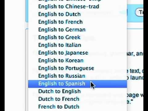 Funny online translation experiment – Spanish Fail