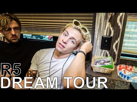 R5 - DREAM TOUR Ep. 544