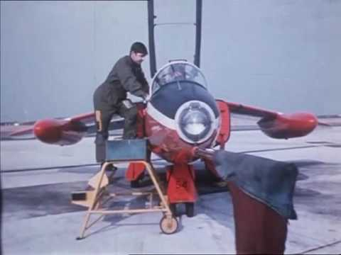 RAF Phantom Pilot training - from (c) 1973