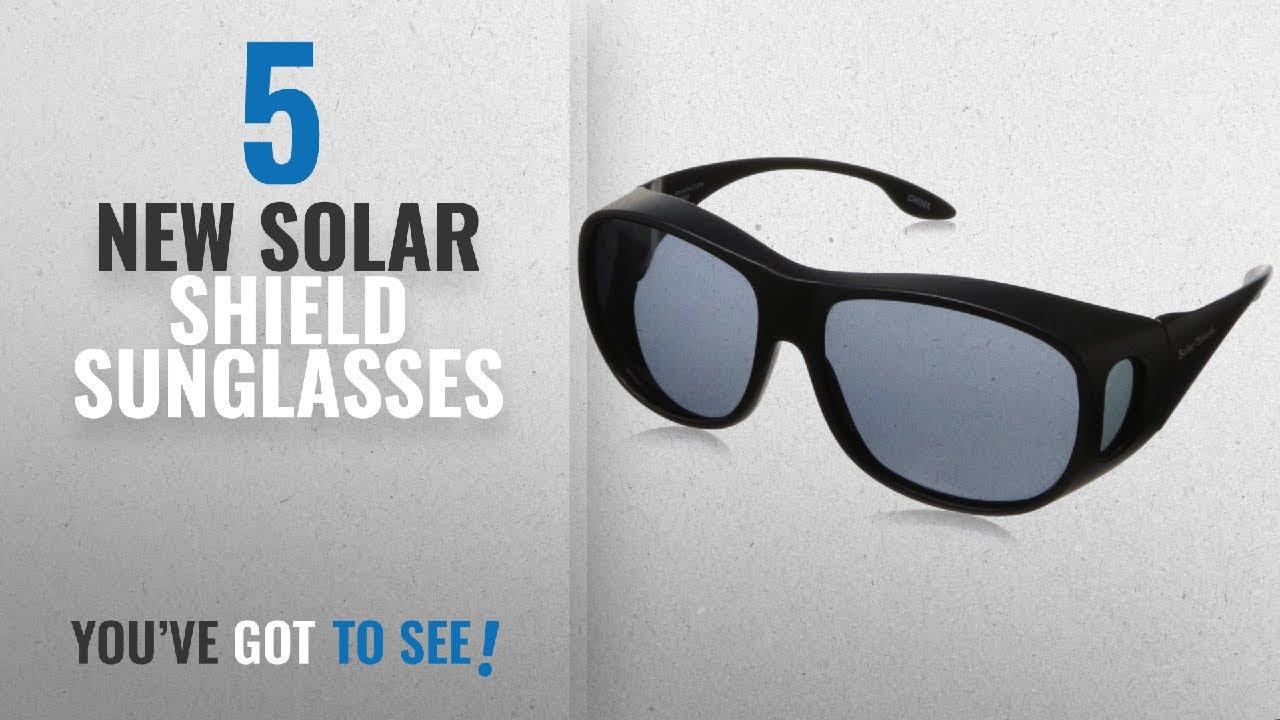 a50e515fa3e Top 10 Solar Shield Sunglasses   Winter 2018    Solar Shield Fits Over  Sunglasses Classic Elm Square