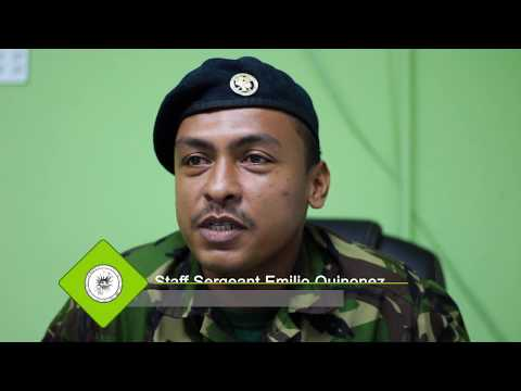 Belize's First Line of Defence | Episode 3: The Belizeans Behind the Uniforms