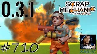 Scrap Mechanic - Update 0.3.1 Explosive Gas Tanks #710 🐶 deutsch / german