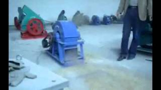 high efficiency wood crusher from china wmv