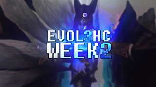 EVOL 3HC RESULTS: WEEK 2