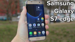 Samsung Galaxy S7 edge: Recenze